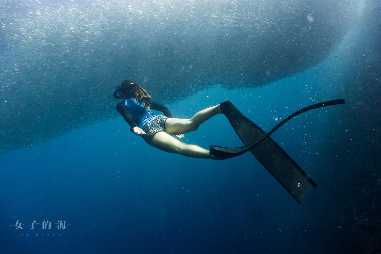 宿霧自由潛水