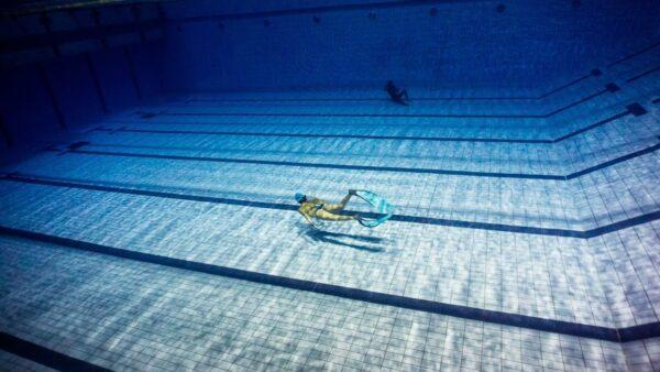 自由潛水學習