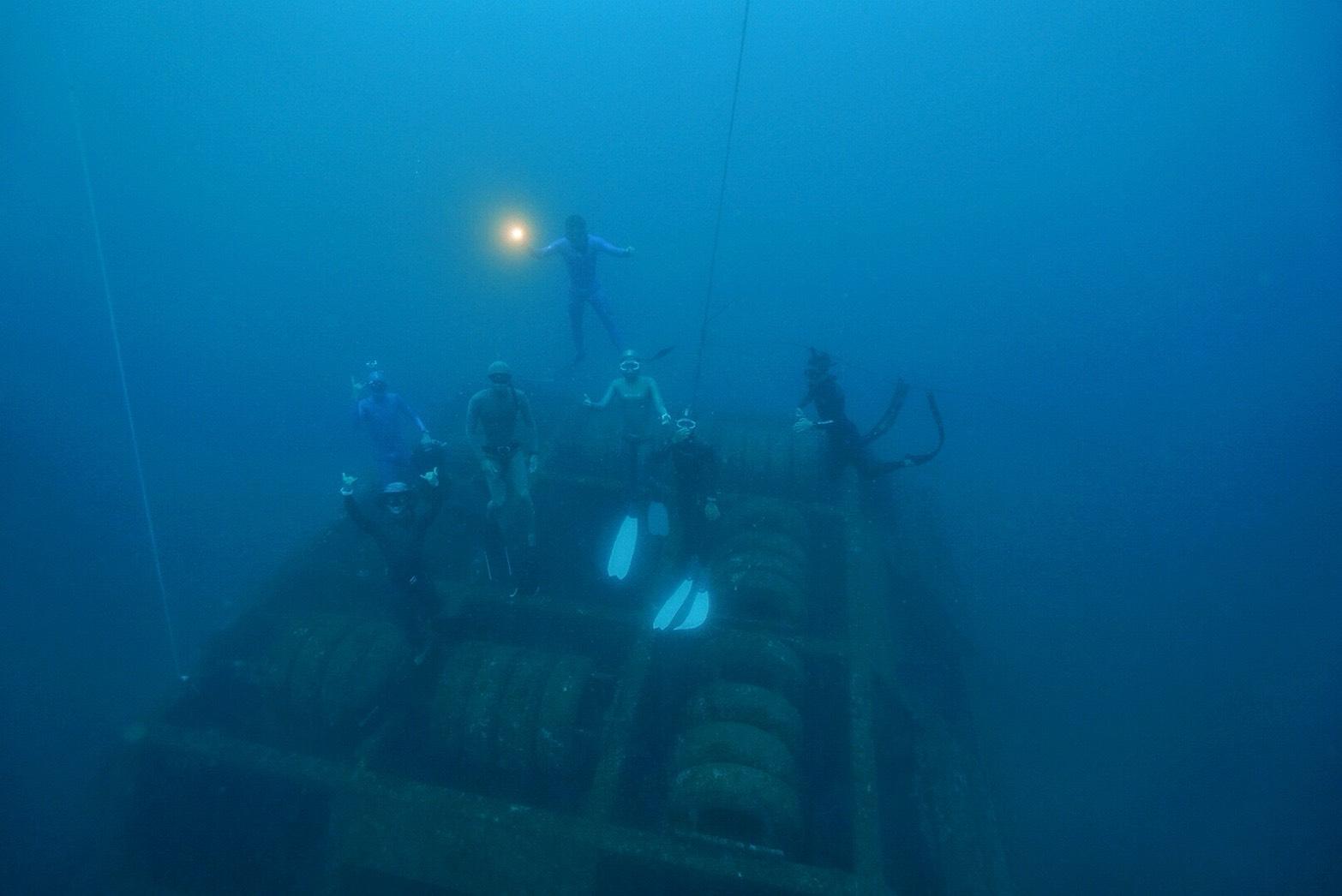 小琉球鋼鐵礁