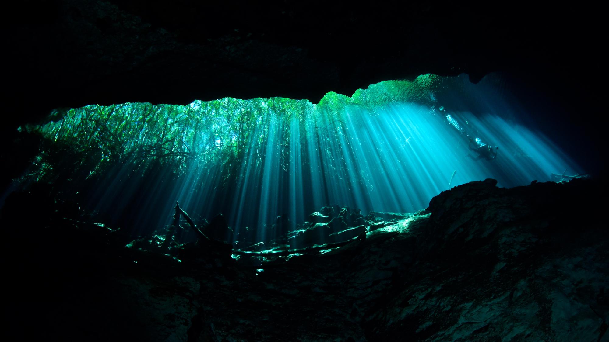 墨西哥洞穴潛水