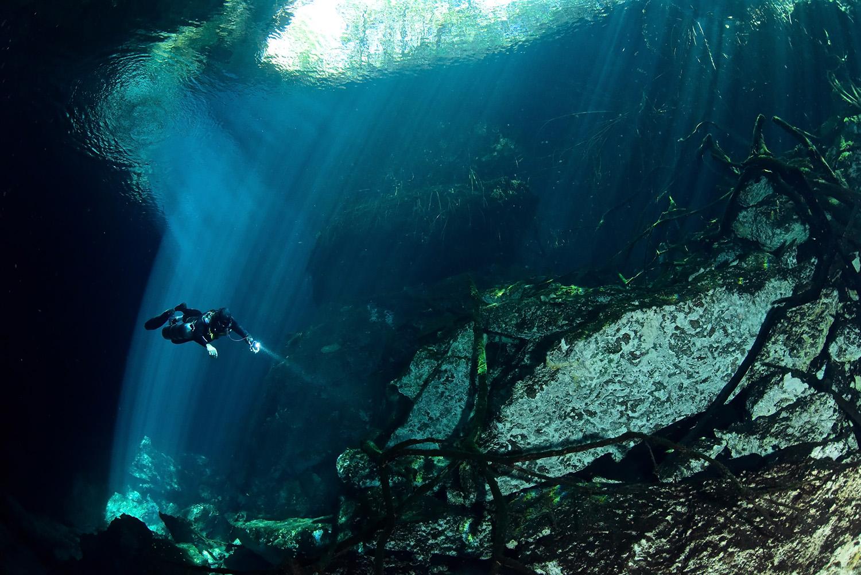 Cenote Ponderosa -敬拜之殿