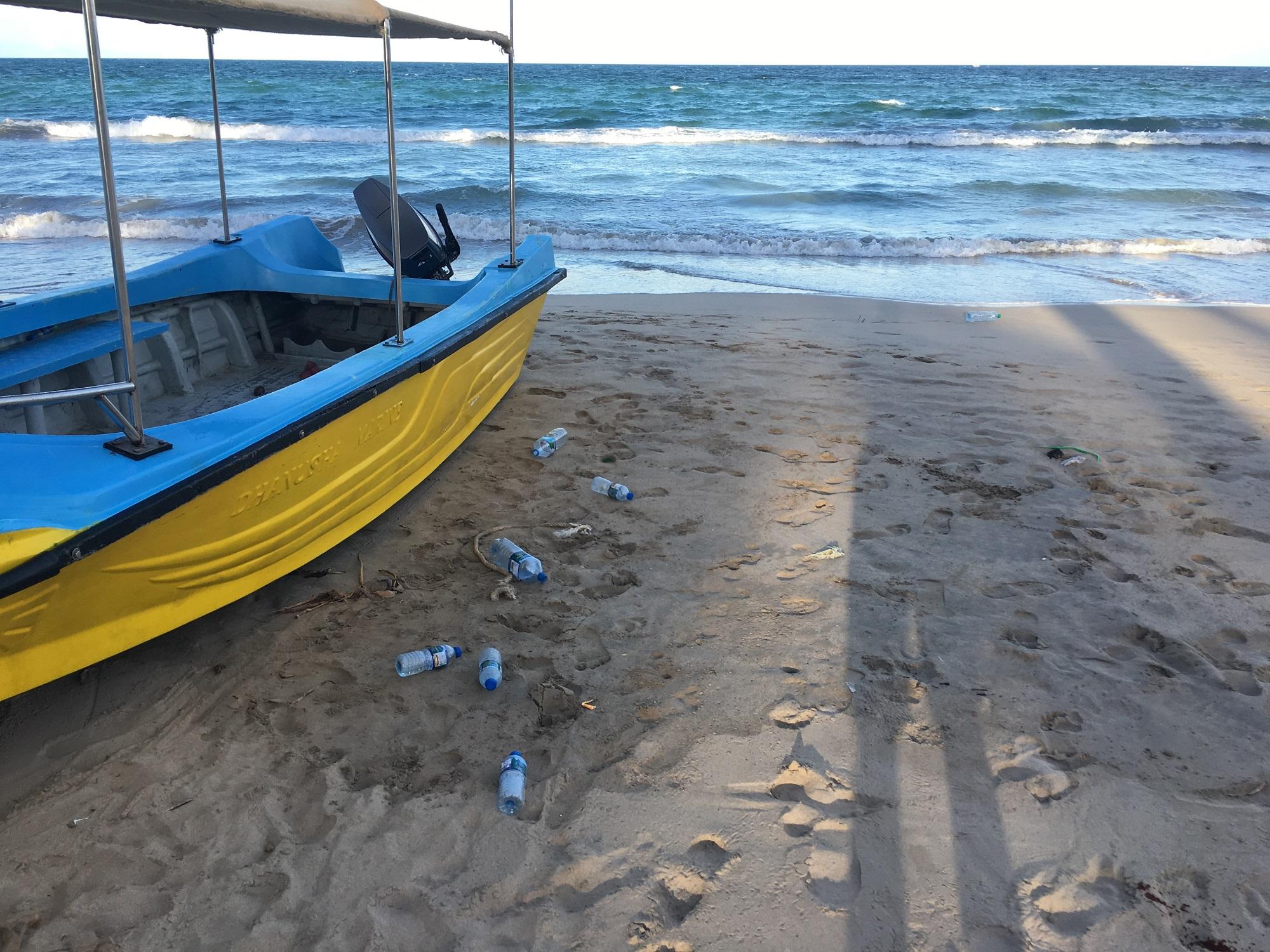 斯里蘭卡垃圾