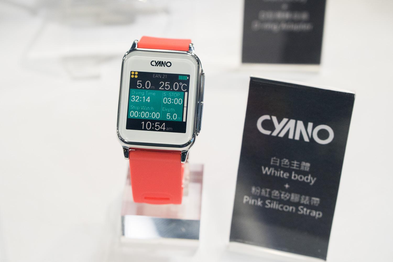 CYANO電腦錶