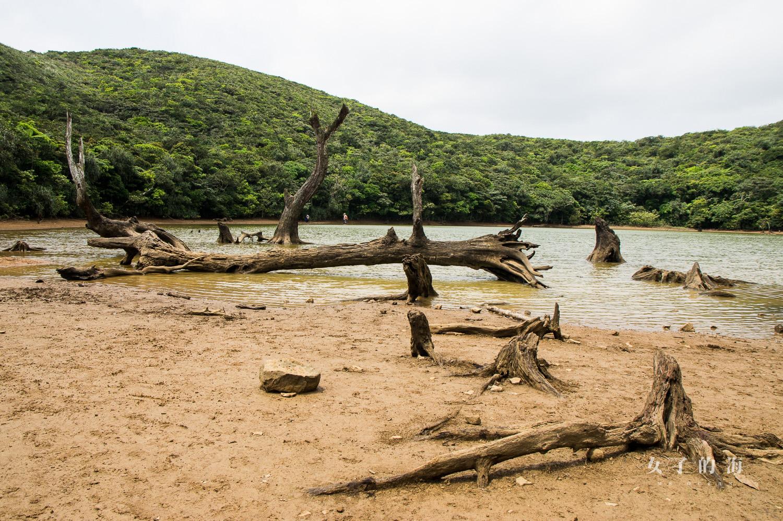 蘭嶼大天池