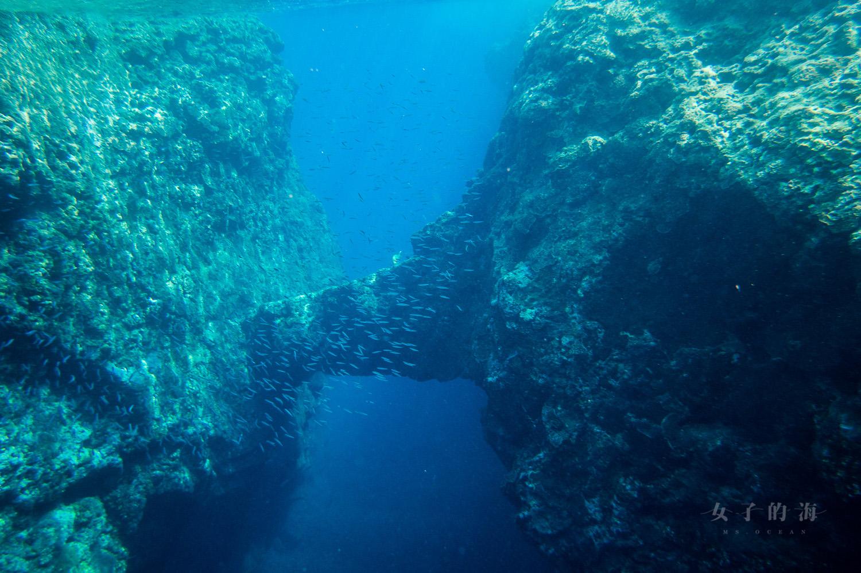 蘭恩浮潛區