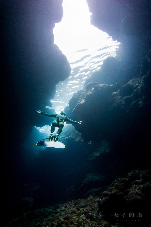 蘭嶼自由潛水