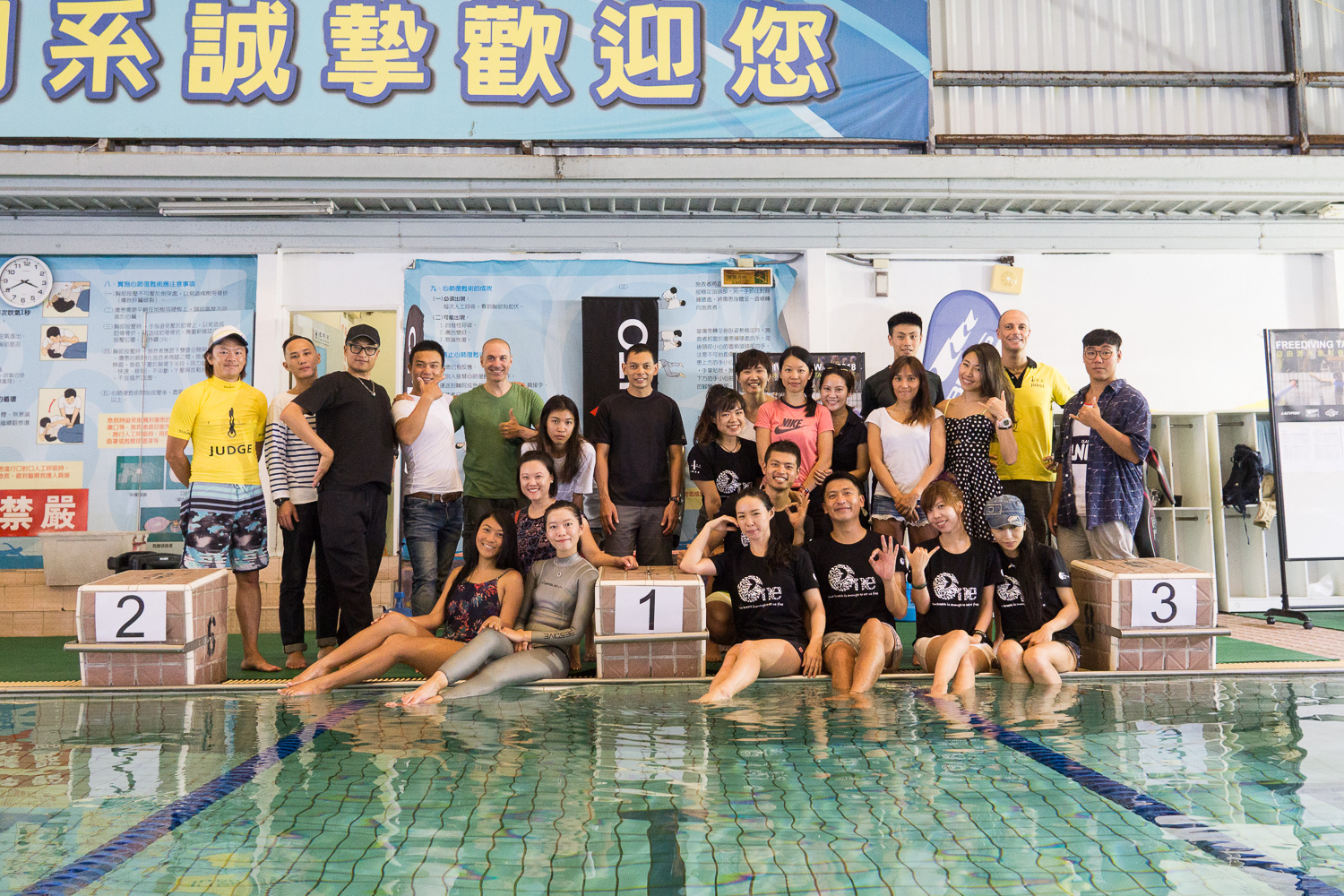Freediving Taiwan 2018