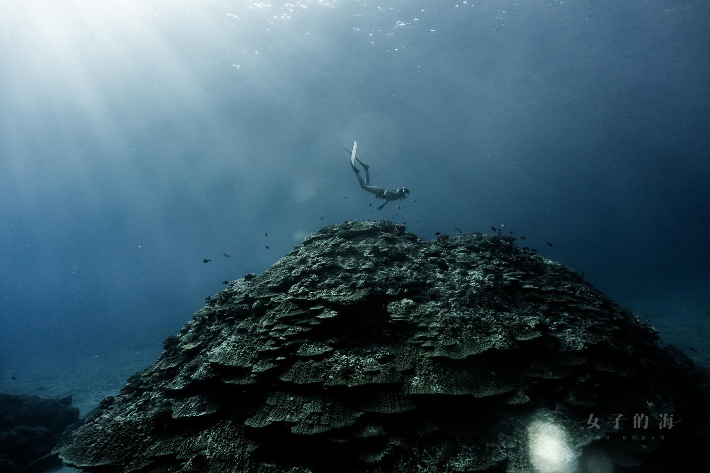 Taiwan freedive