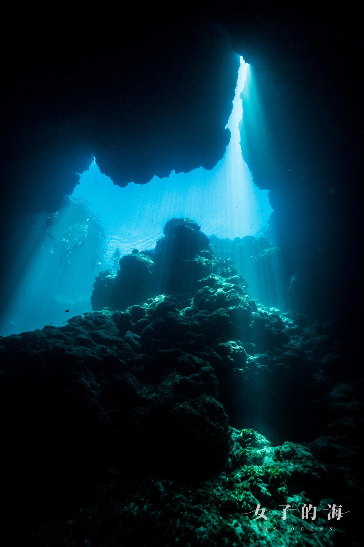 宮古島自由潛水
