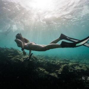 沖繩自由潛水