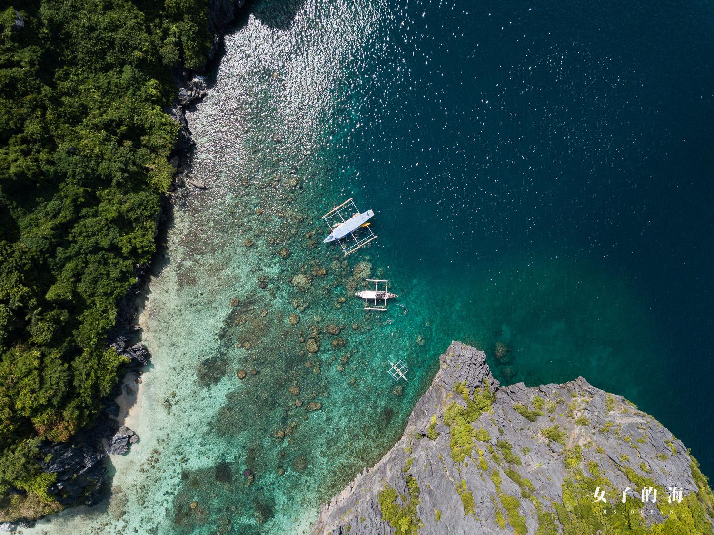 愛妮島船潛