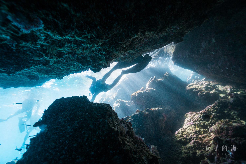 愛妮島自潛
