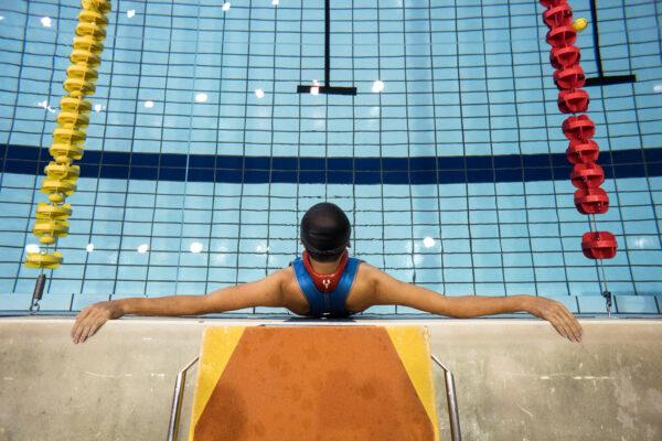 自由潛水選手