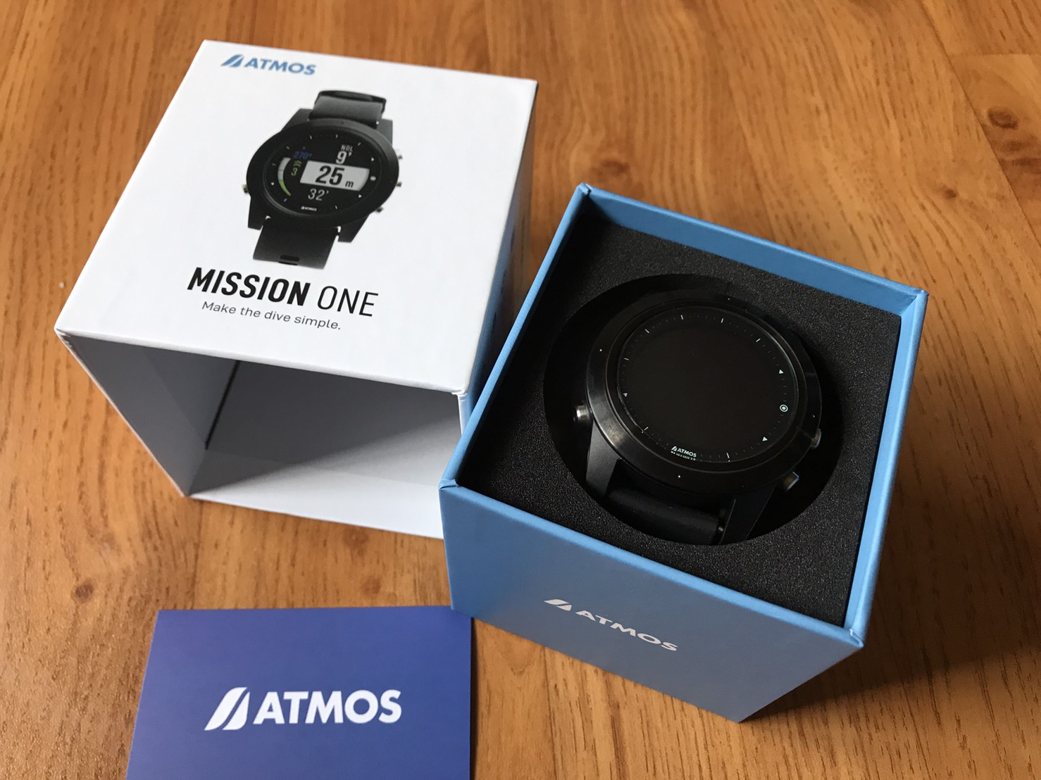 ATMOS Mission One