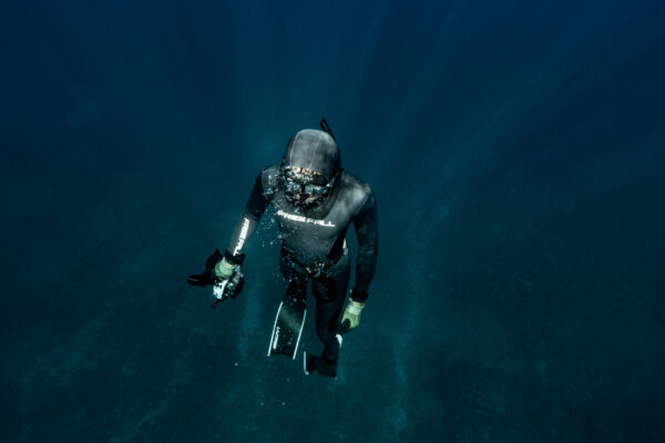 Freefall wetsuit