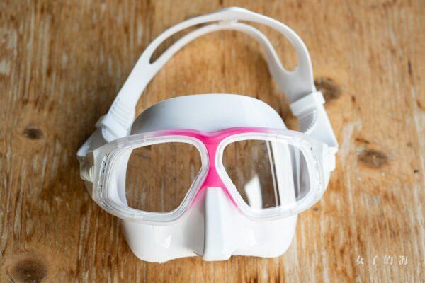Topis 自由潛水面鏡