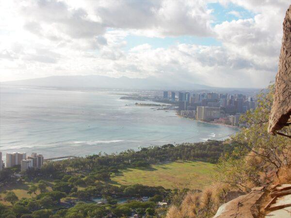 夏威夷海灣
