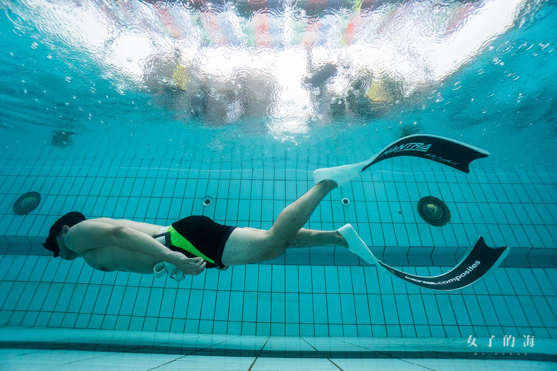 自由潛水比賽