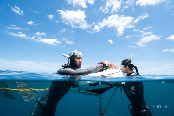 潮汐與潛水