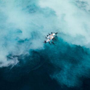 龜山島帆船