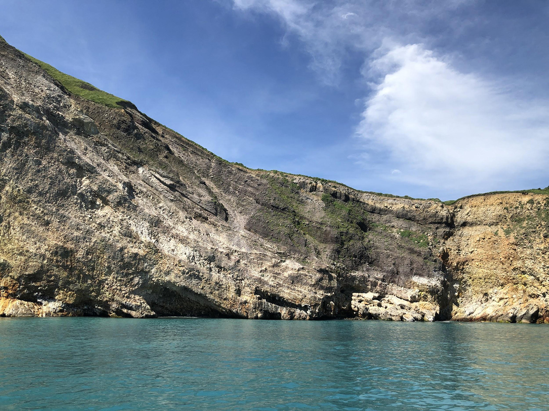 龜山島地質