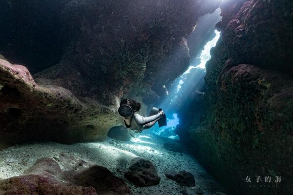 綠島時光隧道