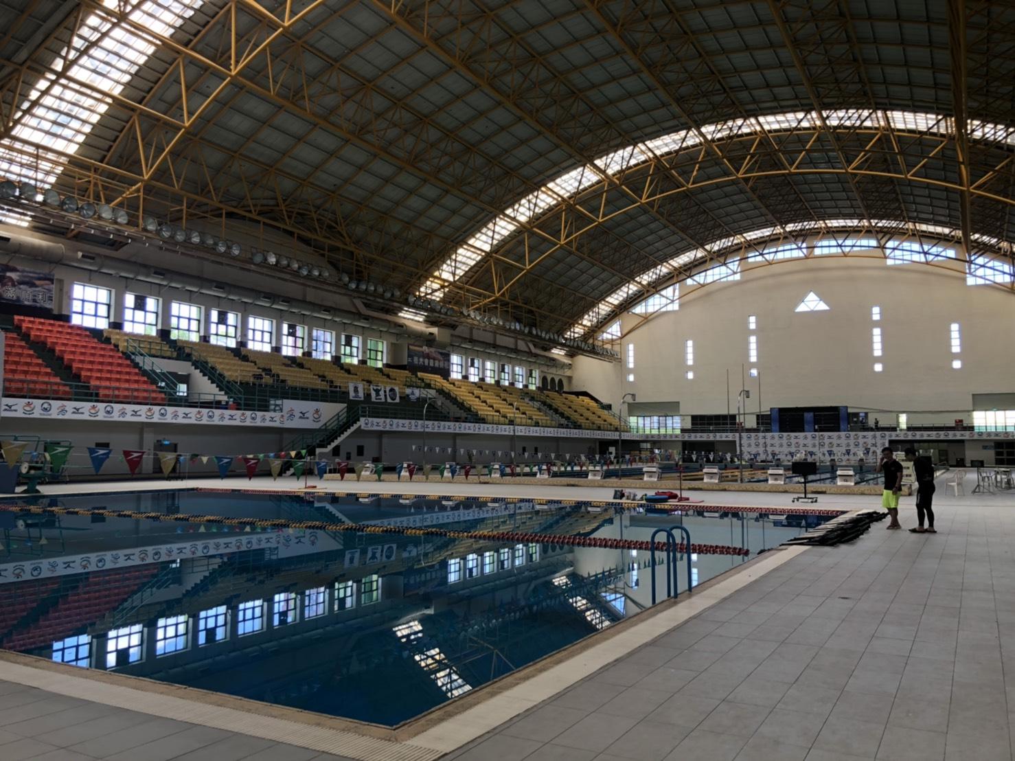 高雄市國際游泳池