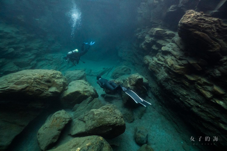 三棧溪潛水
