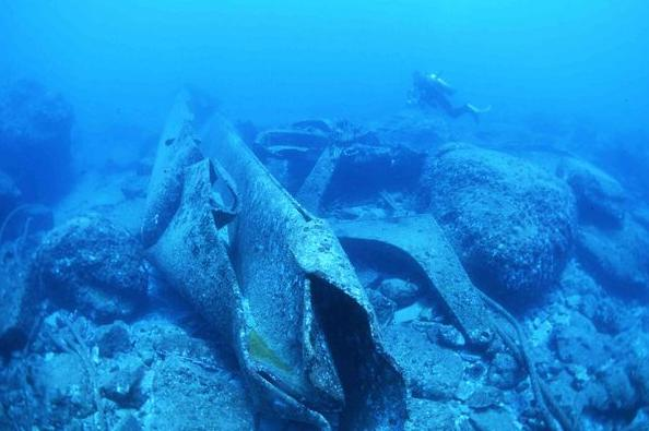 阿瑪斯號沉船