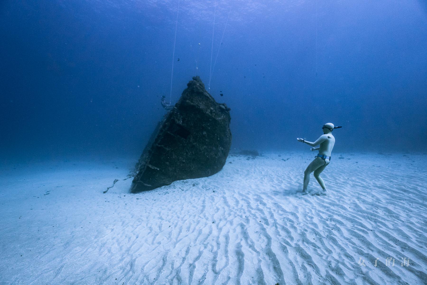 墾丁小琉球沉船