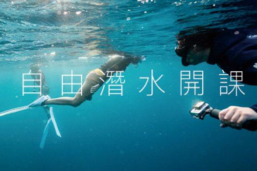 自由潛水課程